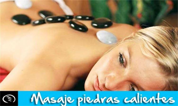 Masaje piedras calientes fisioterapeuta torrent